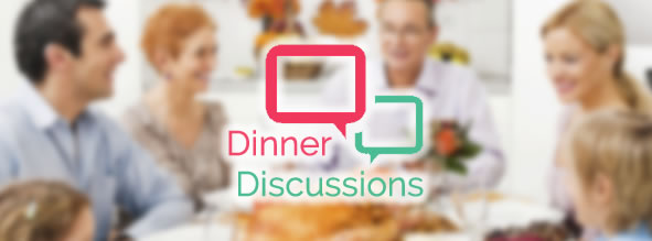 Dinner Discussions banner
